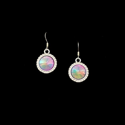 Helium Noble Gas Earrings