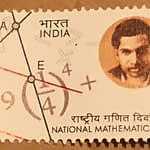 It's National Mathematics Day in India