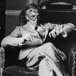 Photograph of G.H. Hardy
