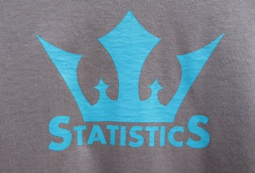 tshirt from Nausicaa Distribution featuring a crown and statistics